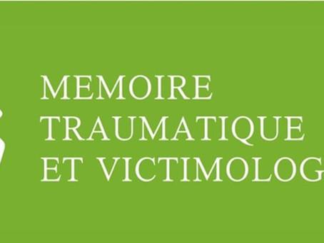 ASSOCIATION MEMOIRE TRAUMATIQUE ET VICTIMOLOGIE