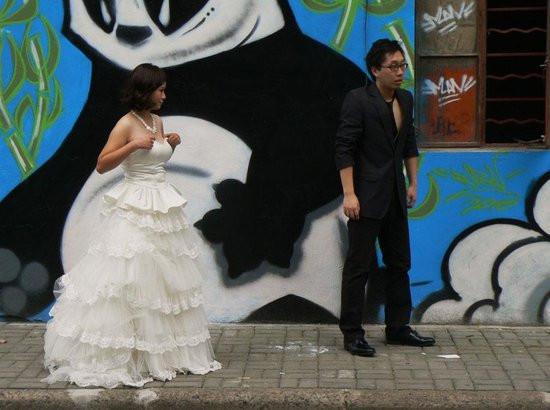 Mariage à Shangai