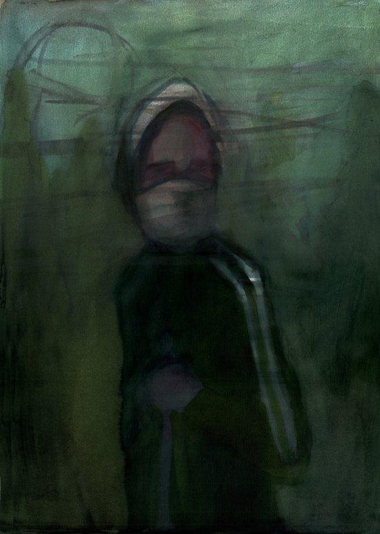 Portrait de passage VI