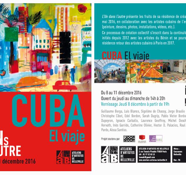 fly expo Cuba El viaje