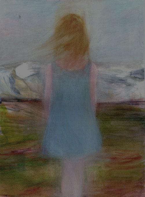 Portrait de passage I