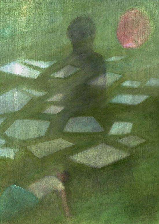 Portrait de passage V