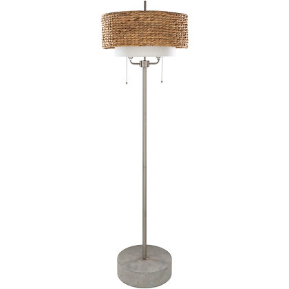 Seagrass Floor Lamp