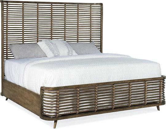 Sundance Queen Rattan Bed