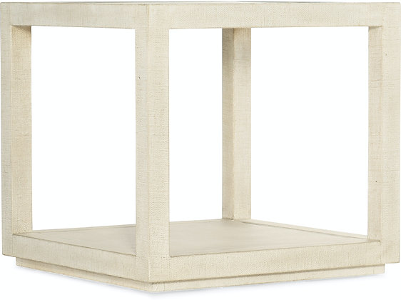 Cascade End Table- Square