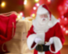 Dont wait to schedule your visit from Santa