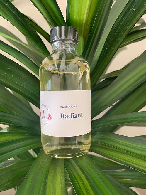 Radiant Body Oil for Spring