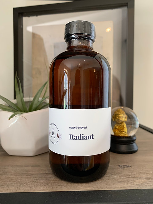 Radiant Body Oil
