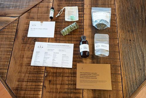 Respiratory Steam Herbs