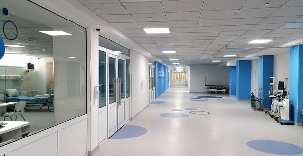 SAINT GRIGOR LUSAVORICH MEDICAL CENTER