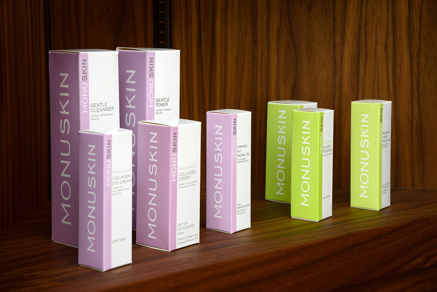 Monu Skincare Dumfries The Stables Beauty