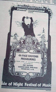 69 Melody Maker Advert - Programmes for