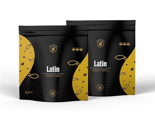 Cafe Latin - 40 Sachets