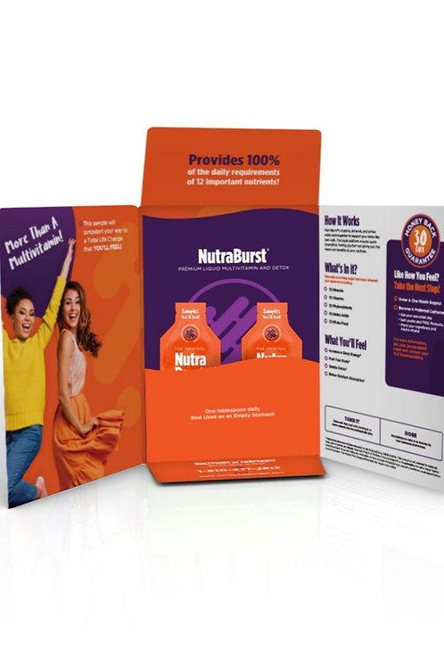 NutraBurst - 2 Packets