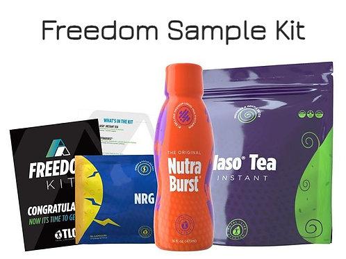 Freedom Sample Kit