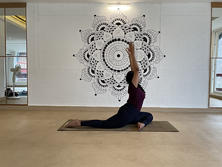 Yoga for PCOS & PCOD