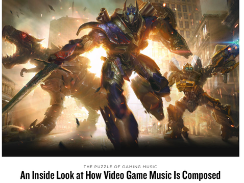 Gear Patrol Talks w/ Dren About Composing for Games