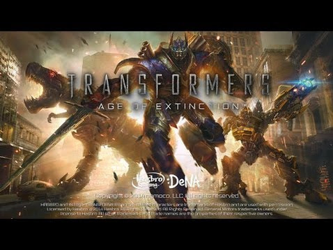Transformers: Age of Extinction Official Game Scored by Dren