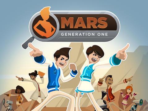 Glasslabs: Mars Generation One: Argubot Academy Announced