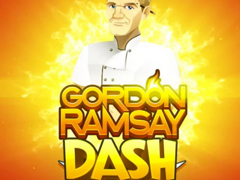Gordon Ramsay Dash Nominated for 3 Game Audio Network Guild Awards