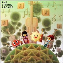 The String Arcade is released WorldWide!