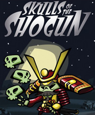Skulls of the Shogun • Bone-A-Fide Edition on STEAM! (also on iOS, Android, XBLA, Win8, Surface, Win