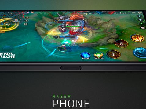 Nerdtracks Audio Brands the new Razer Phone