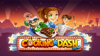Cooking Dash launches from GLU/Playfirst