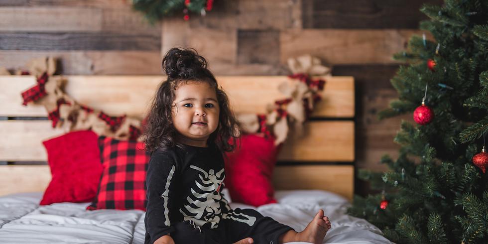 Holiday Pajama Minis
