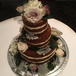 Custom Wedding Cake NJ