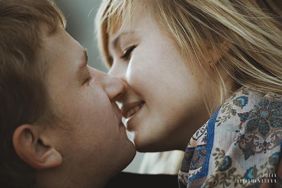 Love story Жени и Лены