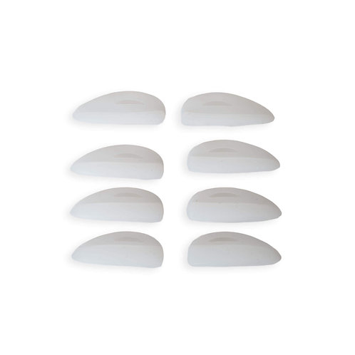 Moldes silicone lash lift