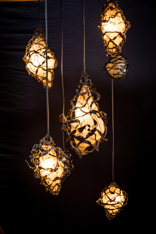 Pendulous Pods (lights)