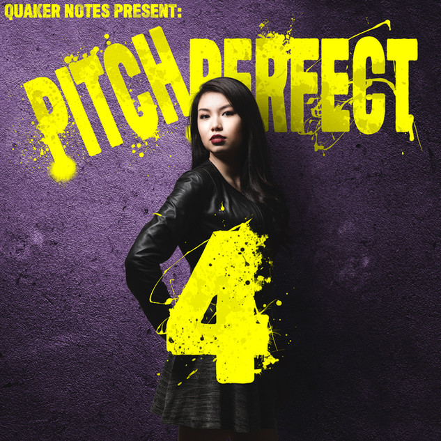 Quaker Notes Pitch Perfect 4