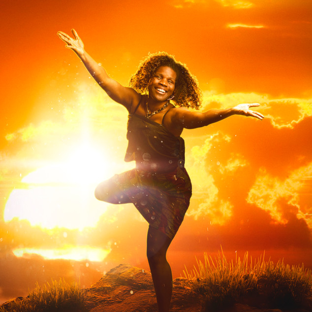 African Rhythms Oro