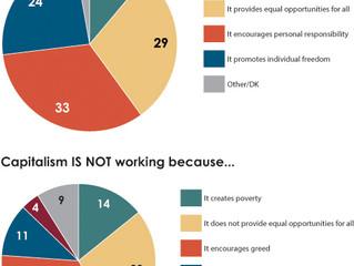 Brookings Institution: American's belief in capitalism.