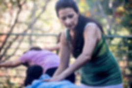 Yoga therapy for the spine