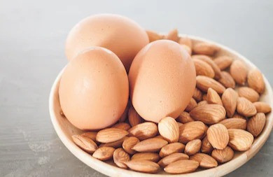 Almonds, Walnuts and Eggs-Oh My A Food Allergy Passover