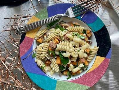 Sweet and Savory Pasta New Year
