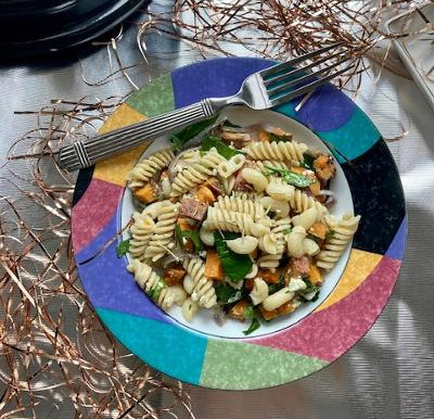 Sweet and Savory Pasta New Year