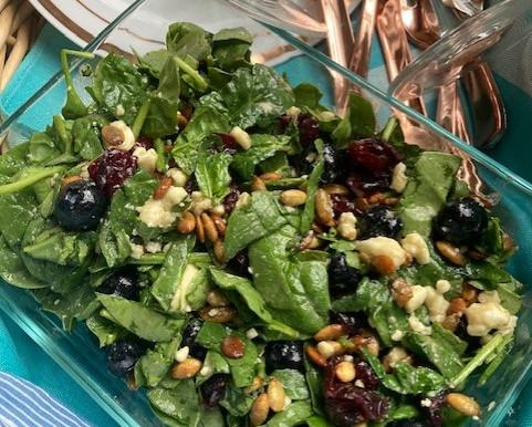 Salad for Your Basket