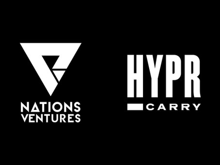 NATIONS VENTURES INVESTMENT IN HYPR CARRY