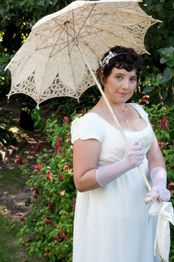 1800s Regency Gown Project