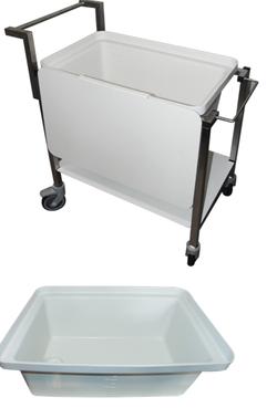 bac xxl 40 litres autoclavable