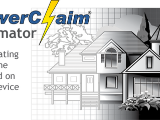 PowerClaim Estimator is Available Now