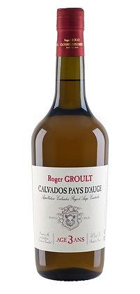 Calvados Pays d'Auge 3 Ans
