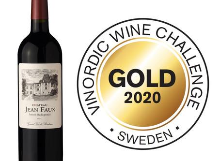 GULD! när Vinordic Wine Challenge avgjordes
