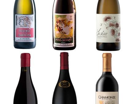 Sydafrikansk vinprovarlåda att beställa