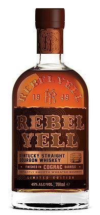Rebel Yell Kentucky Straight Bourbon Cognac Wood Finish