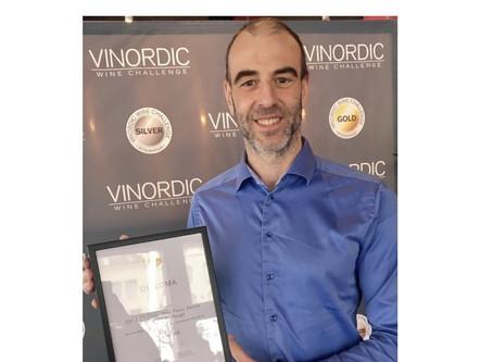 Prisutdelning - Vinordic Wine Challenge